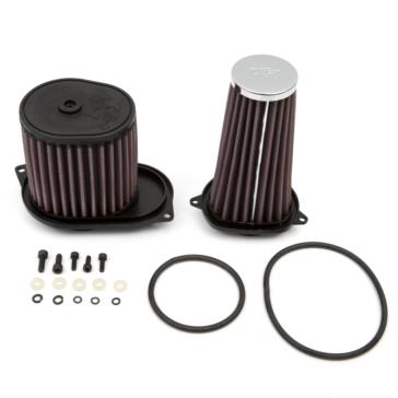 K&N Air Filter for Stock Airbox Suzuki