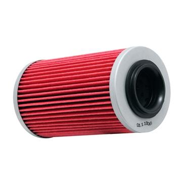 K&N Filtre à huile Performance de type cartouche 076930