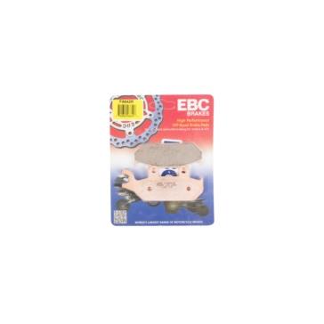"""EBC  """"R"""" Long Life Sintered Brake Pad Sintered Metal Pads - Front"""