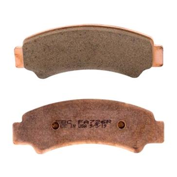 """EBC  """"R"""" Long Life Sintered Brake Pad Sintered metal - Rear, Front"""