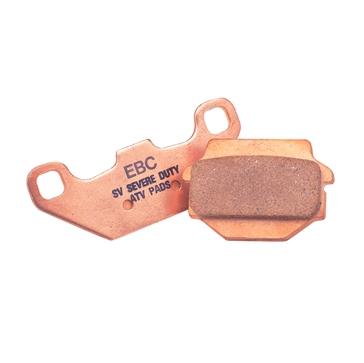 "EBC  ""SV"" Severe Duty Brake Pad Sintered metal - Rear"