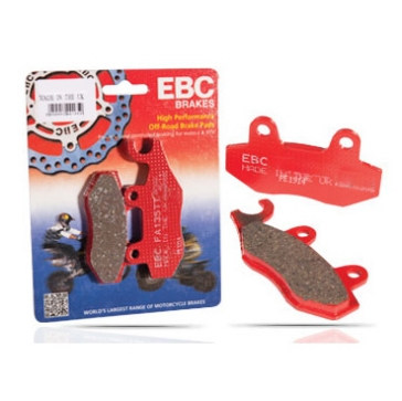"EBC  Carbon Graphite ""X"" Brake Pad Carbon graphite - Front"