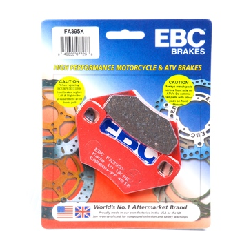 "Carbon graphite EBC  Carbon Graphite ""X"" Brake Pad"