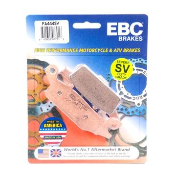 EBC  SV Severe Duty Brake Pad Sintered Metal Pads - Front