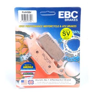 "EBC  ""SV"" Severe Duty Brake Pad Sintered Metal Pads - Rear"