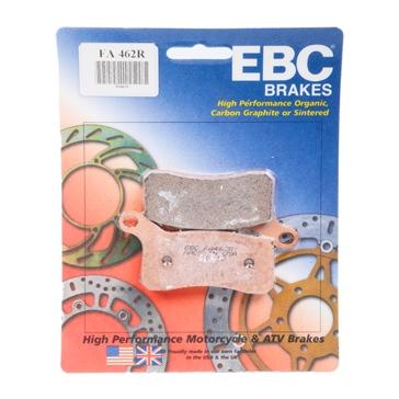 "EBC  ""R"" Long Life Sintered Brake Pad Carbon graphite - Front"