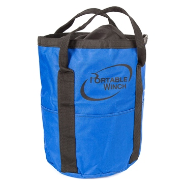 PORTABLE WINCH Rope Bags