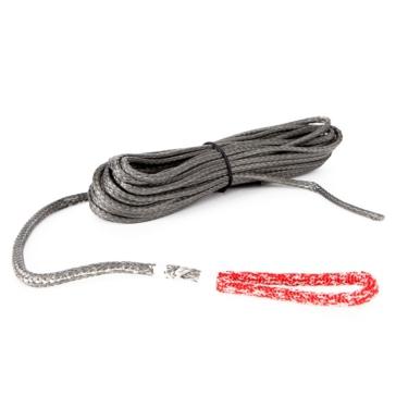 PORTABLE WINCH Câble synthétique de rechange pour treuil 5070 lb