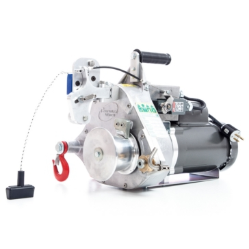 Treuil de tirage/levage électrique 550 lb PORTABLE WINCH