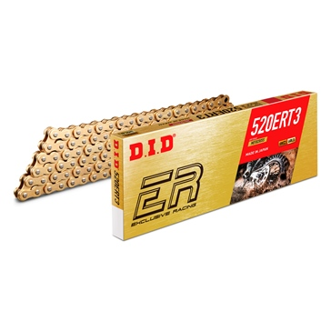 Exclusive Racing D.I.D Chain - 520ERS3