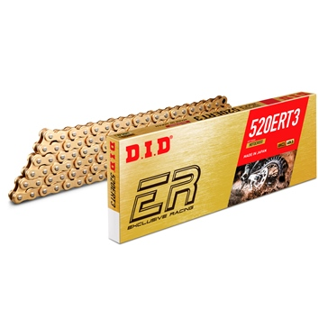 D.I.D Chain - 520ERT3 Racing MX chain