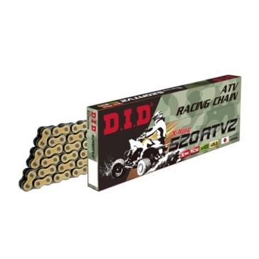 D.I.D Chaîne - 520 ATV Chaîne pour VTT