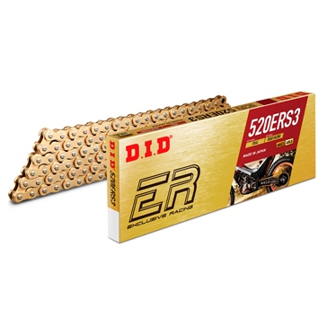 D.I.D Chain - 520ERS3 Racing MX chain