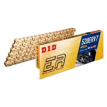 D.I.D Chain - 520ERV7 Enduro Racing Chain
