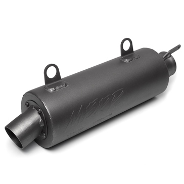 MBRP Powersports Sport Slip-on Exhaust Fits Polaris
