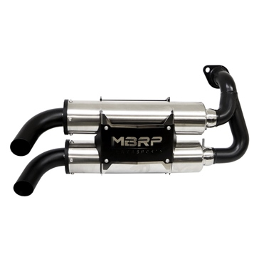 MBRP Powersports Muffler Performance Polaris