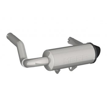 MBRP Powersports Performance Slip-on Exhaust Can-am