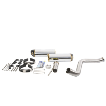 Two Brothers Racing M2 Slip-on Exhaust Honda