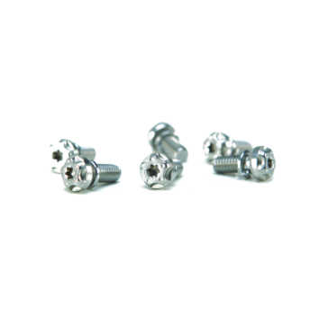 TWO BROTHERS RACING Stainless Steel Muffler Tip Screw Kits
