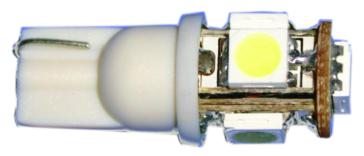 Ampoule - Série P ECLAIRAGE VR DEL SMD