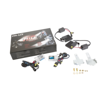 H1/H3 ECLAIRAGE VR HID Conversion Kit for Compound Headlight