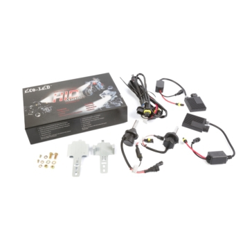 H13/H13 ECLAIRAGE VR HID Conversion Kit for Compound Headlight