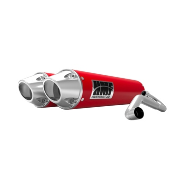 HMF PERFORMANCE PERFORMANCE Series 3/4 Exhaust Can-am