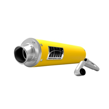 HMF Performance PERFORMANCE Series Complete Exhaust Can-am - Center mount