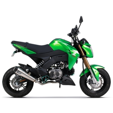TWO BROTHERS RACING Comp-S Exhaust System for Kawasaki Z125