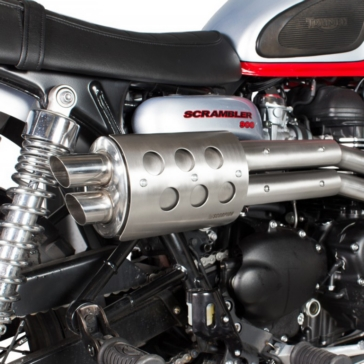 Triumph SCORPION Custom Complete Exhaust