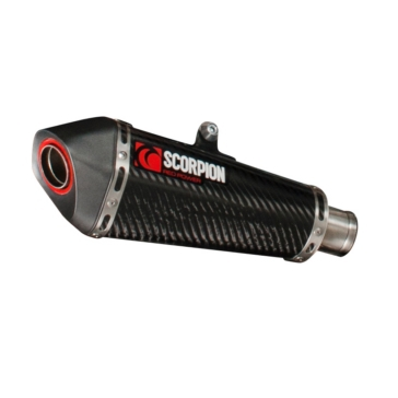 SCORPION Serket Taper Slip-On Exhaust Kawasaki