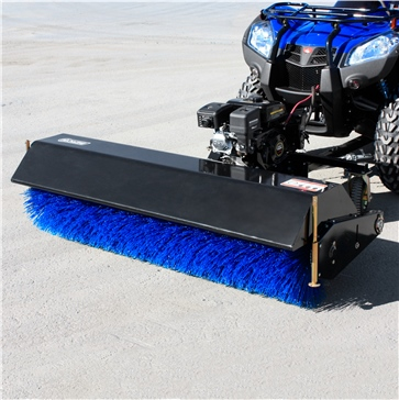 "Bercomac 60"" Rotary Broom for ATV"