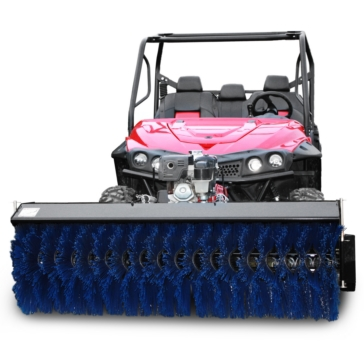 "Kimpex Rotary Broom 60"" for ATV & UTV"