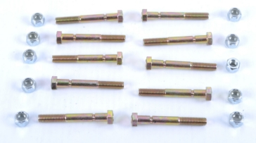 Bercomac Shear Bolt for Prestige & Versatile Plus Snowblower