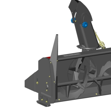 BERCOMAC Drift Cutter for Vantage Snowblower