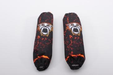Arctic Cat orange KIMPEX Shock Cover