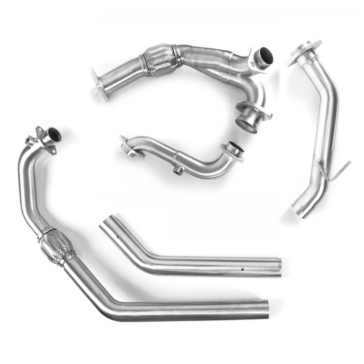 HMF Performance Système d'échappement Turbo Forward Exhaust