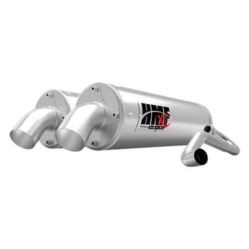 HMF Performance TITAN XL Series 3/4 Exhaust Fits Polaris