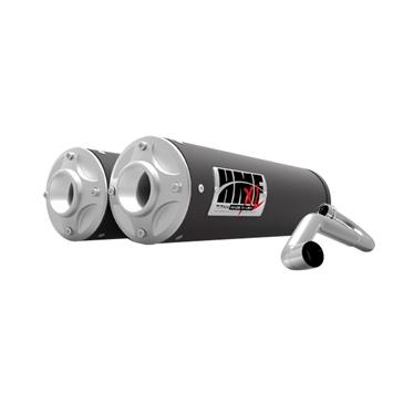 HMF Performance TITAN XL Series Complete Exhaust Honda - Center mount