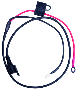 CKX Electric Lens Power Cord with Inline Fuse