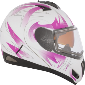 RSD Blast - Double Shield CKX Tranz RSV - Modular Helmet, Winter