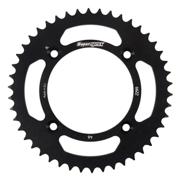 Supersprox MX Aluminium Rear Drive Sprocket Rear