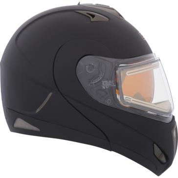 CKX Tranz RSV - Modular Helmet, Winter Solid