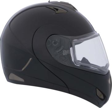 CKX Tranz-E Modular Helmet, Winter Solid