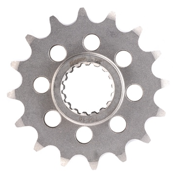 Supersprox Drive Sprocket Fits Aprilia, Fits BMW - Front