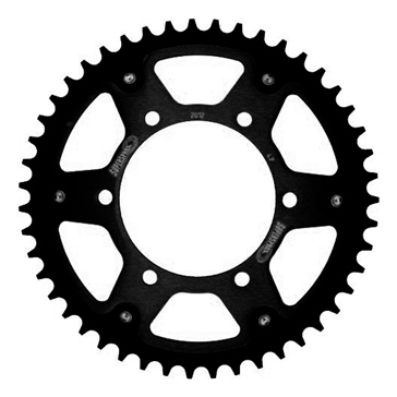 SUPERSPROX MX Stealth Rear Drive Sprocket Triumph