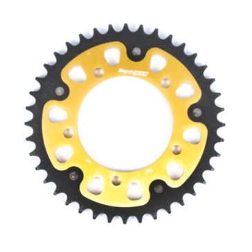 SUPERSPROX MX Stealth Rear Drive Sprocket Aprilia