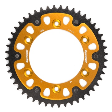 SUPERSPROX MX Stealth Rear Drive Sprocket Honda