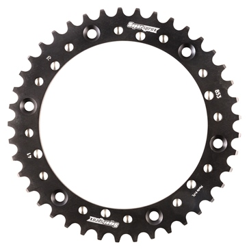 SUPERSPROX MX Aluminium Rear Drive Sprocket Suzuki