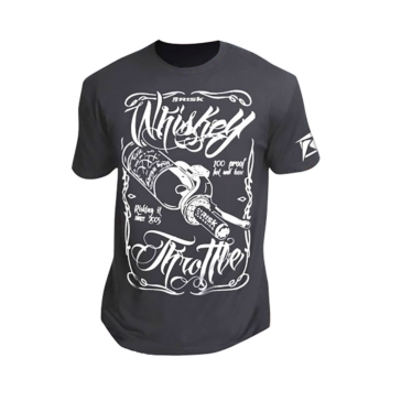 T-shirt Whiskey Throttle RISK RACING